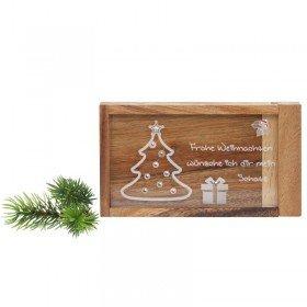 Magische Geldgeschenkebox - Weihnachten