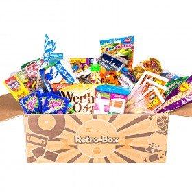 Retro Süßigkeiten Box
