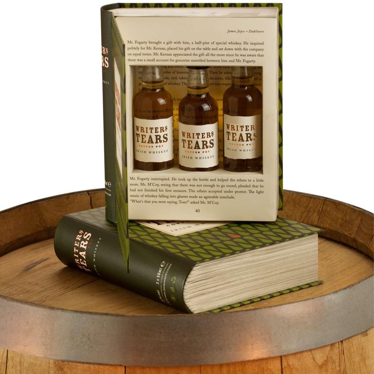 Writers Tears Miniature Buch Geschenk Box
