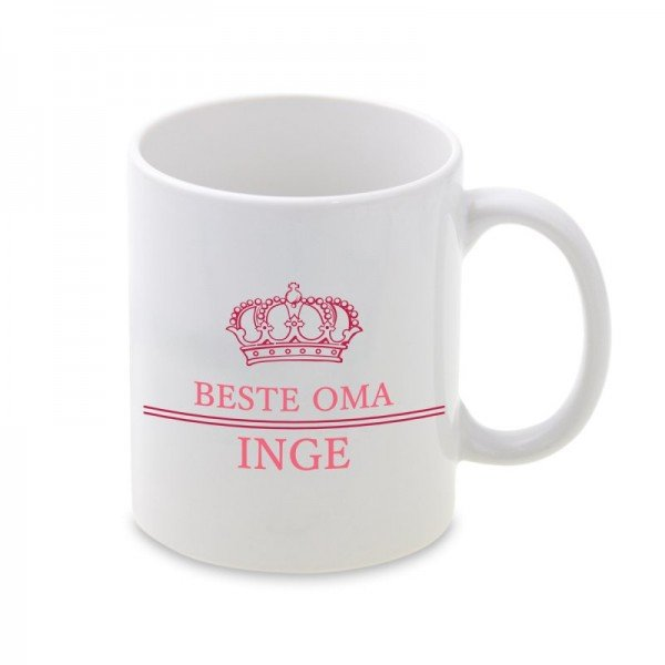 Tasse Krone Oma