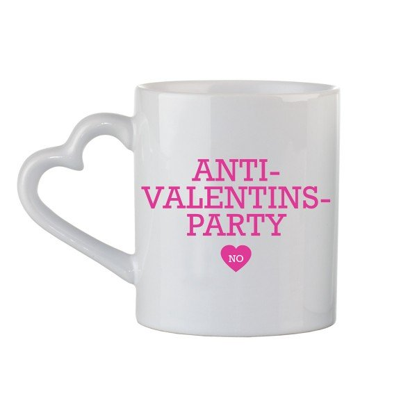 Tasse - Anti-Valentins-Party