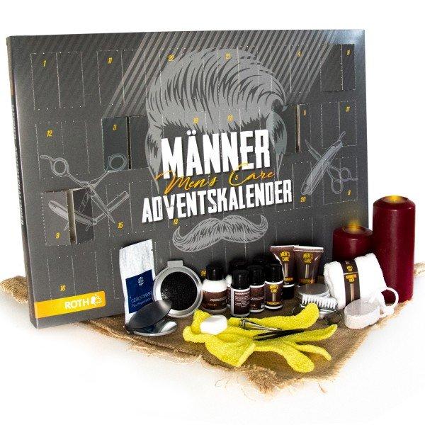 Männer Adventskalender - Men's Care Hipster