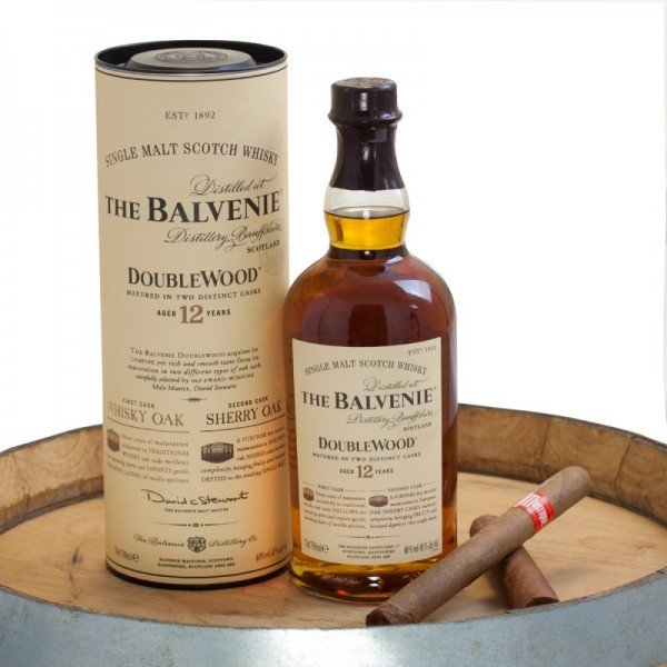 Balvenie 12 Years - Double Wood (Schottland)