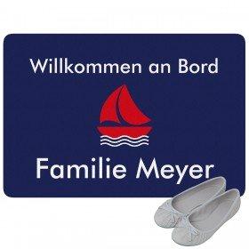 Fußmatte - Schiff