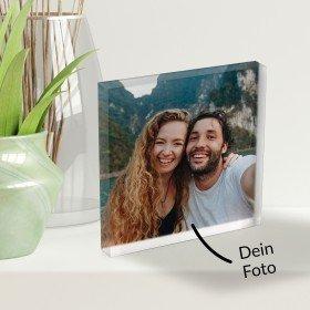 Acrylglas mit Foto