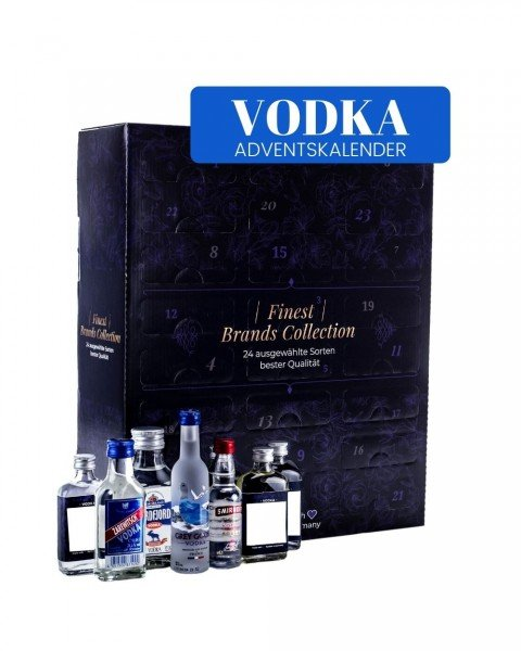 Wodka Adventskalender