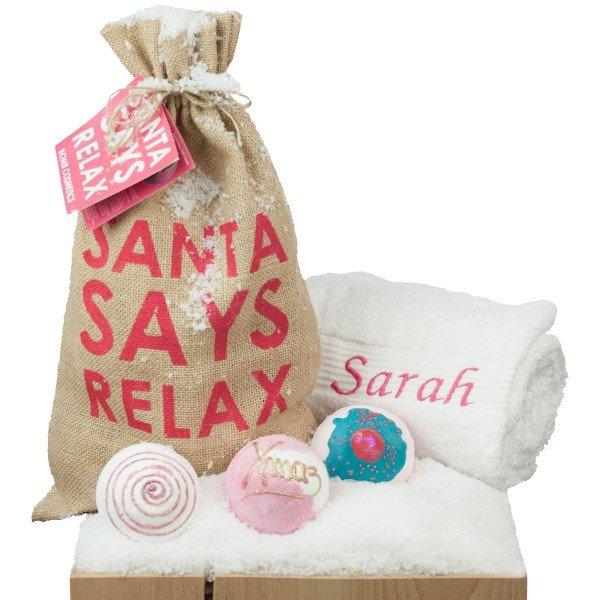 Wellness-Set - Santa Says Relax