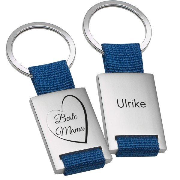 - Schlüsselanhänger Beste Mama - Onlineshop Geschenke24