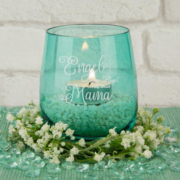 - Teelicht Engel ohne Flügel nennt man Mama - Onlineshop Geschenke24