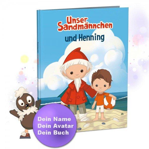 Personalisiertes Kinderbuch - Unser Sandmännchen und Du