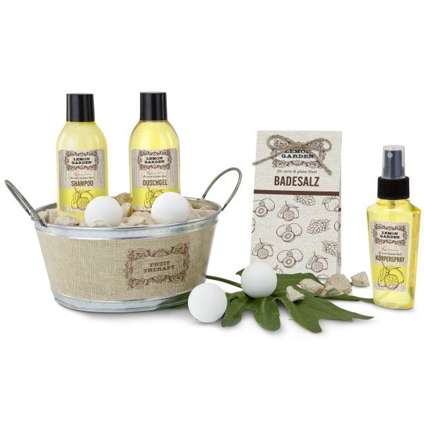"Wellness-Set ""Lemon Garden"""