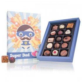 Schokoladen-Pralinen - Super Dad Deluxe