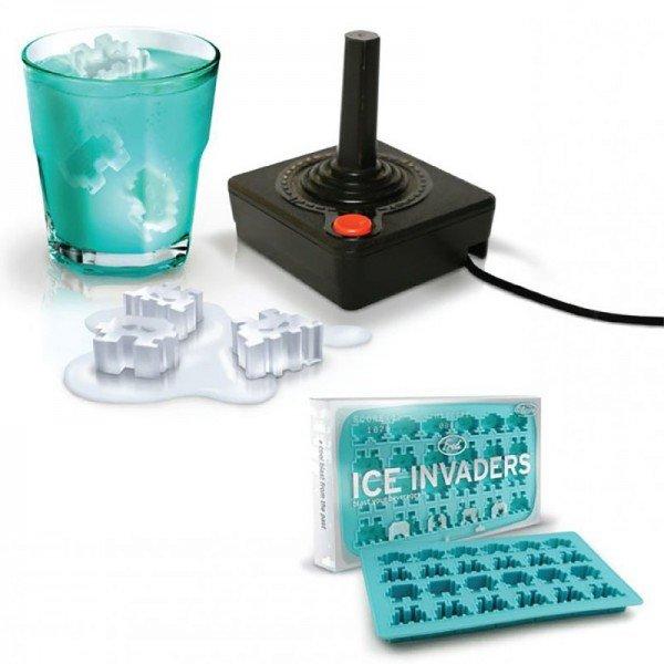 Space Invaders Eiswürfel