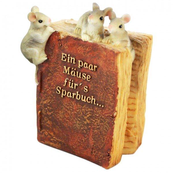 Sparbuch Mäuse