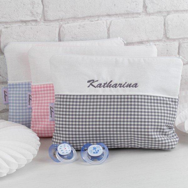 Kulturtasche von Lakaro mit Personalisierung