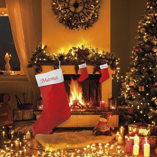 XXL-Weihnachtssocke