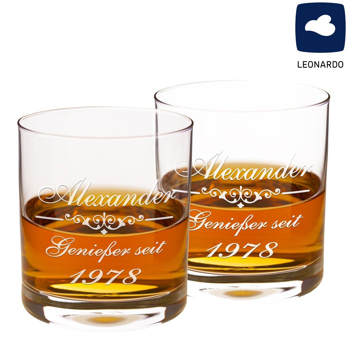 Whisky Geschenke - personalisierte Whisky Geschenke mit Gravuren