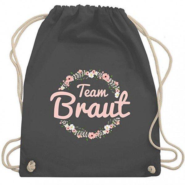 Tasche Team Braut - JGA Beutel