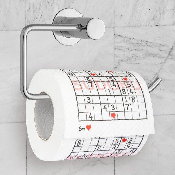 Witzigspassgeschenke - Toilettenpapier Sudoko - Onlineshop Geschenke24