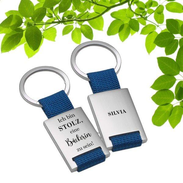 Schlüsselanhänger - Beruf - Mit Personalisierung