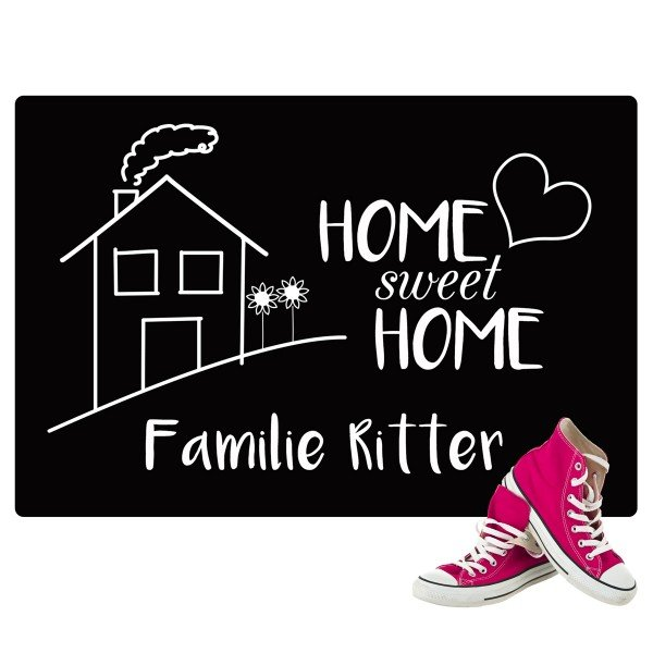 Fußmatte - Home Sweet Home