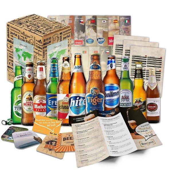 - 12 Biere aus aller Welt - Onlineshop Geschenke24