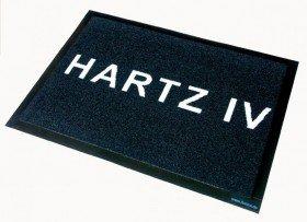 Fußmatte - Hartz IV