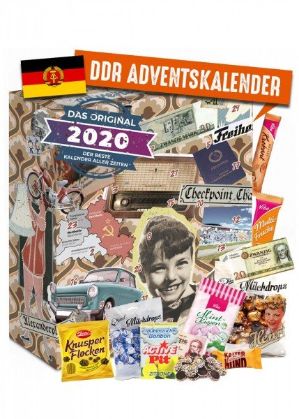 DDR Adventskalender