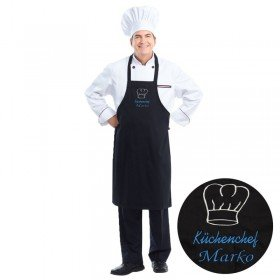 Kochschürze Küchenchef