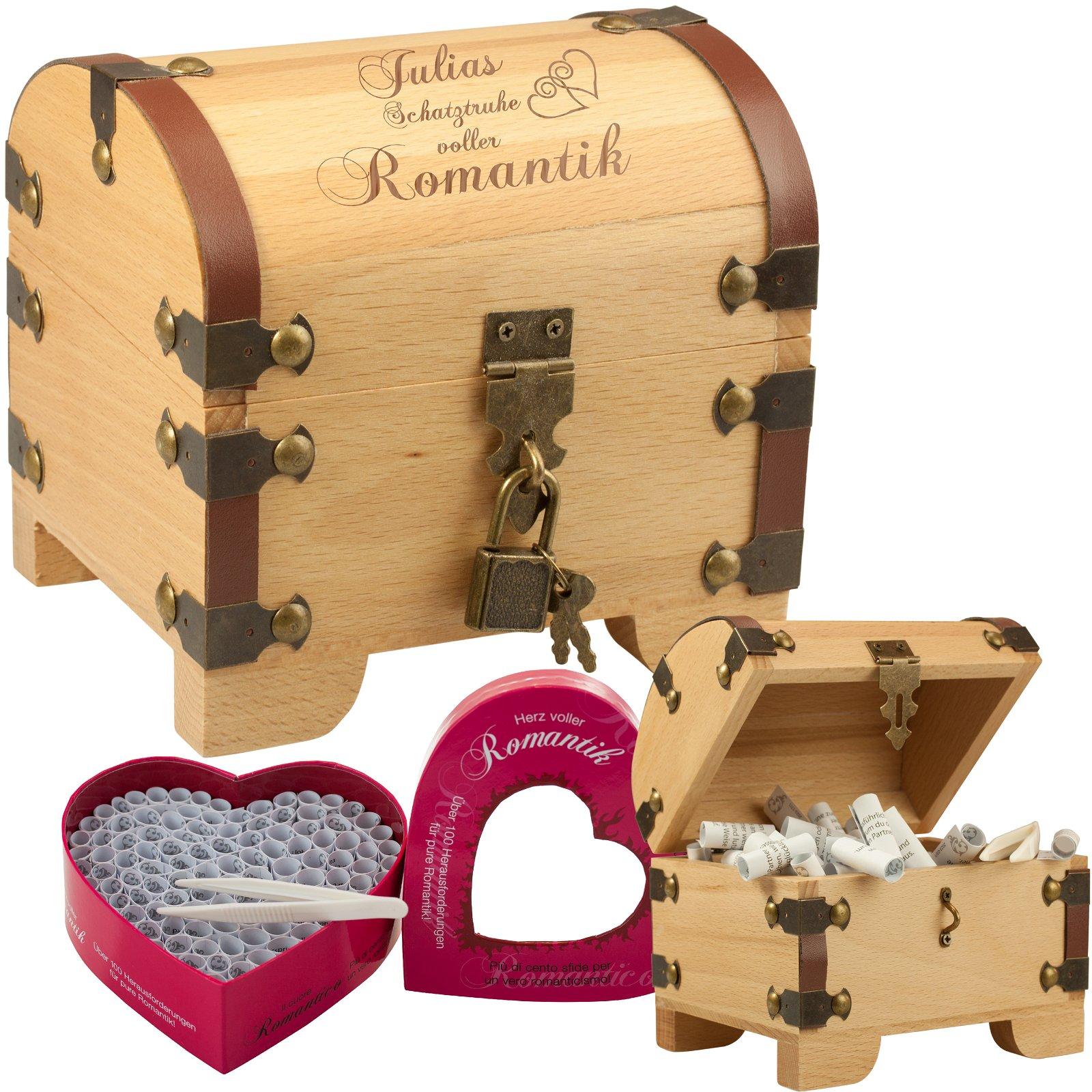 Schatzkiste voller Romantik