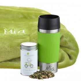 Tee-Set - Grüne Energie