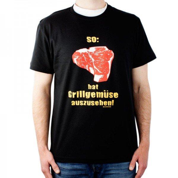 T-Shirt - Grillgemüse