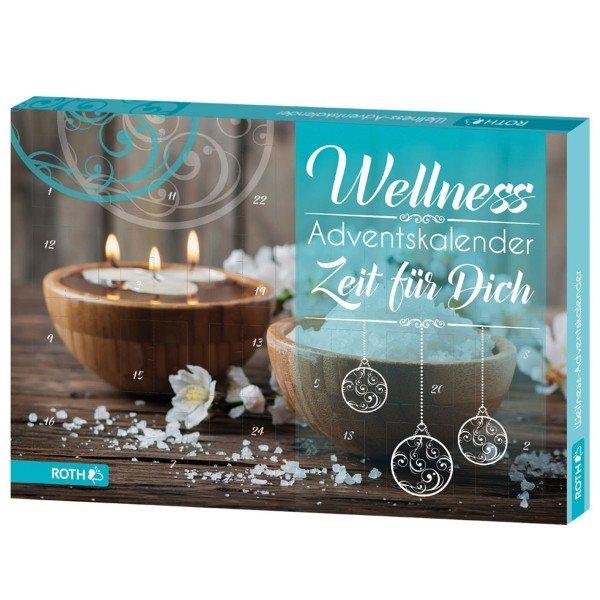 Wellness-Adventskalender - Zeit für Dich