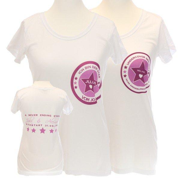 T-Shirt Junggesellenabschied für Frauen