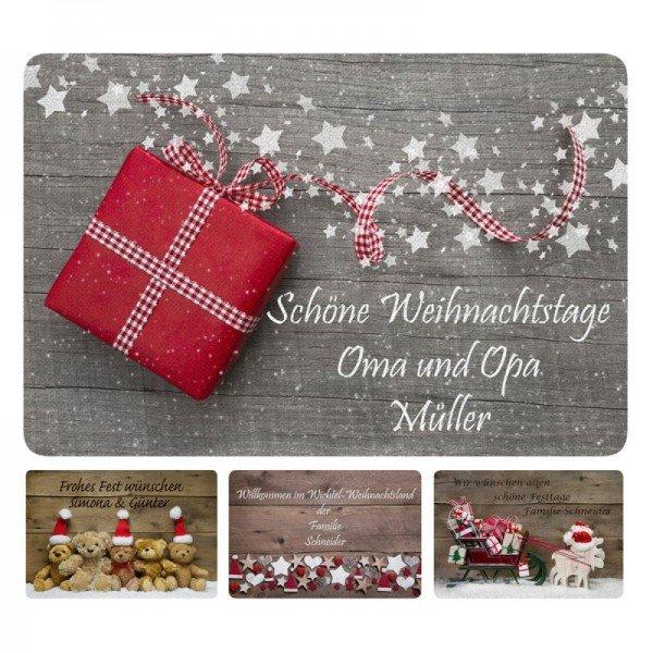 Fußmatte - Weihnachten