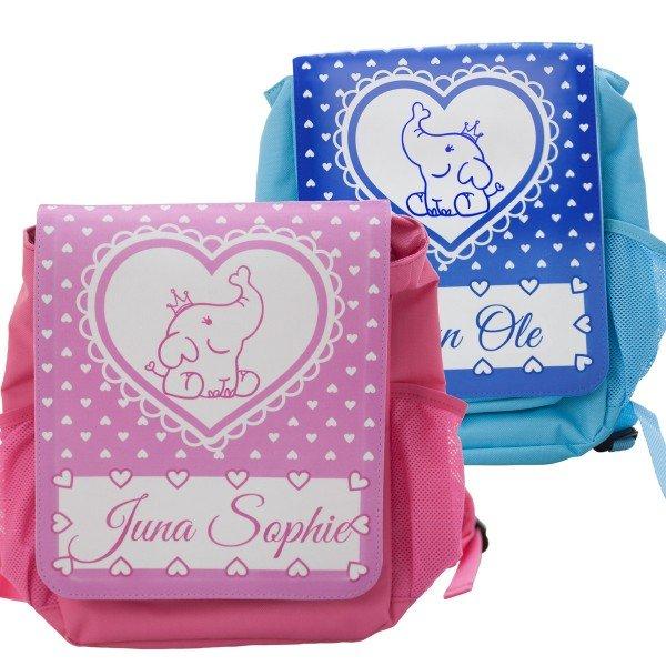 Individuellbabykind - Kinderrucksack mit Wunschname - Onlineshop Geschenke24