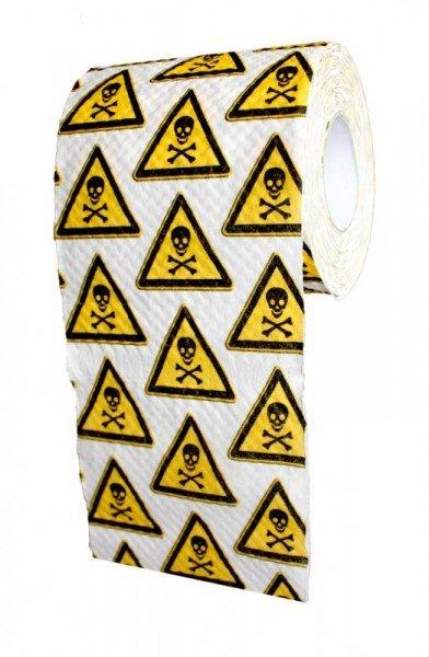 Toilettenpapier - Giftig (1 Rolle)