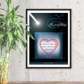 Sternschnuppe Romantik Edition
