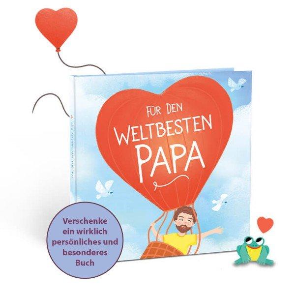 Personalisiertes Buch für den Weltbesten...