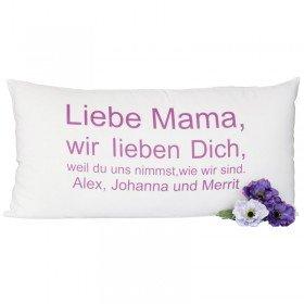 Kissen zum Muttertag