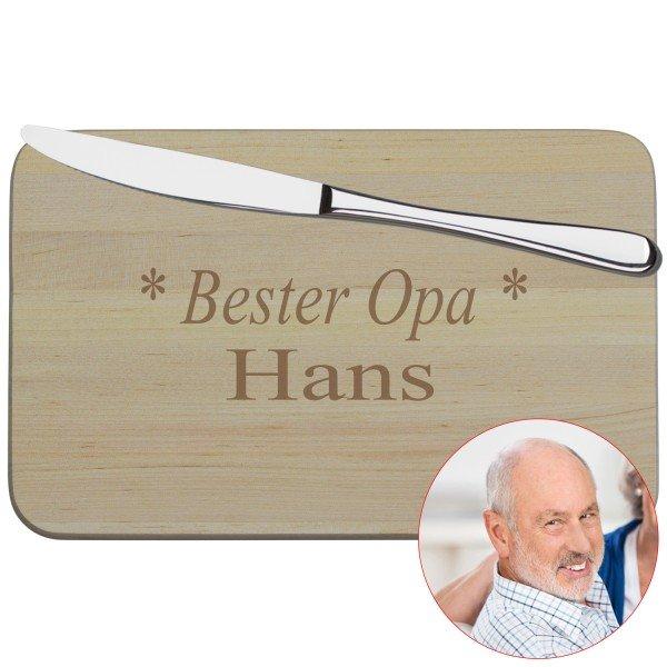Holzbrettchen - Bester Opa