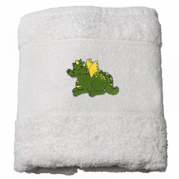Handtuch mit Drache