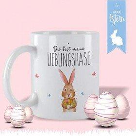 Tasse - Du bist mein Lieblingshase