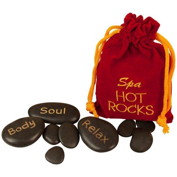Hot Stones - Wärmesteine
