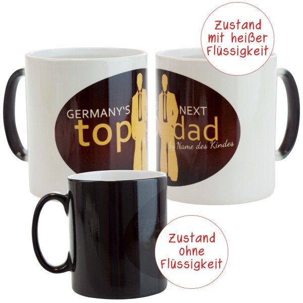 Germanys Top Dad Becher