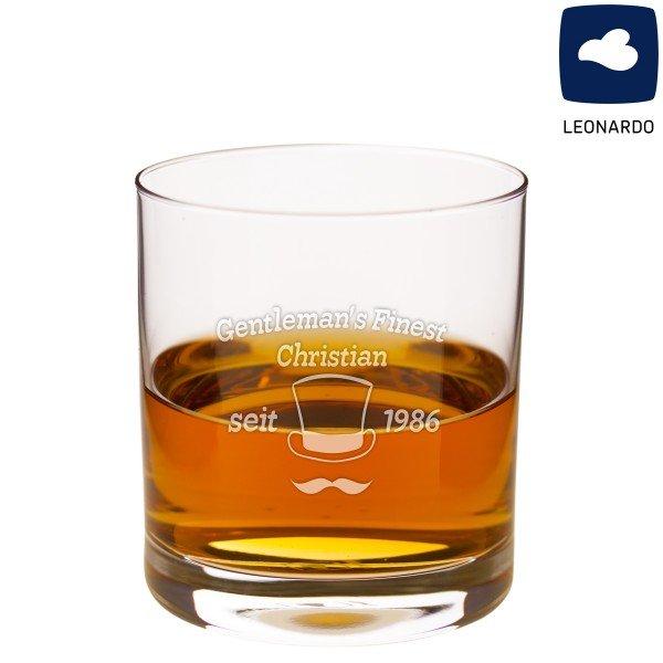 Whiskyglas - Gentleman's Finest
