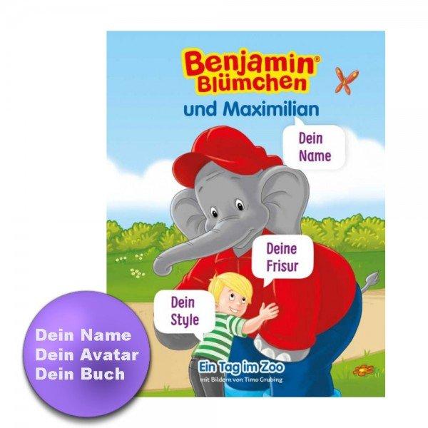 Personalisiertes Kinderbuch - Benjamin Blümchen und Du