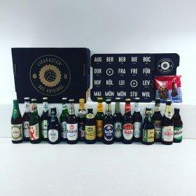 Ligakasten - 18 Biere