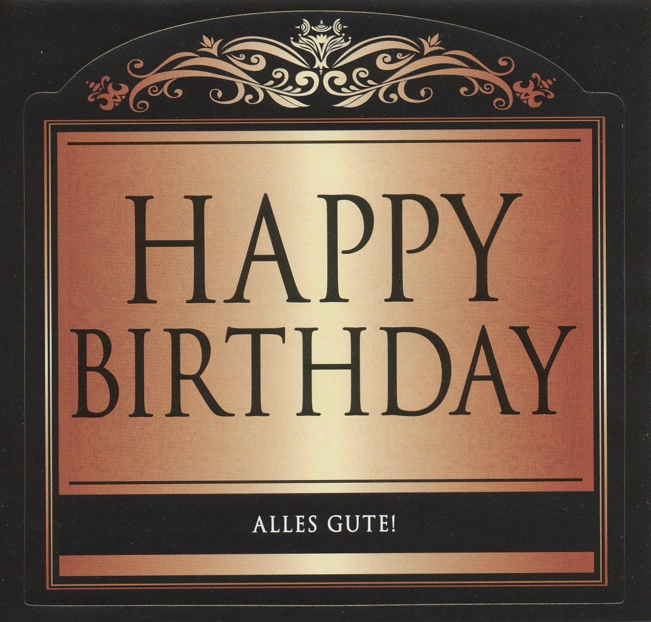 Etikett-Happy-Birthday