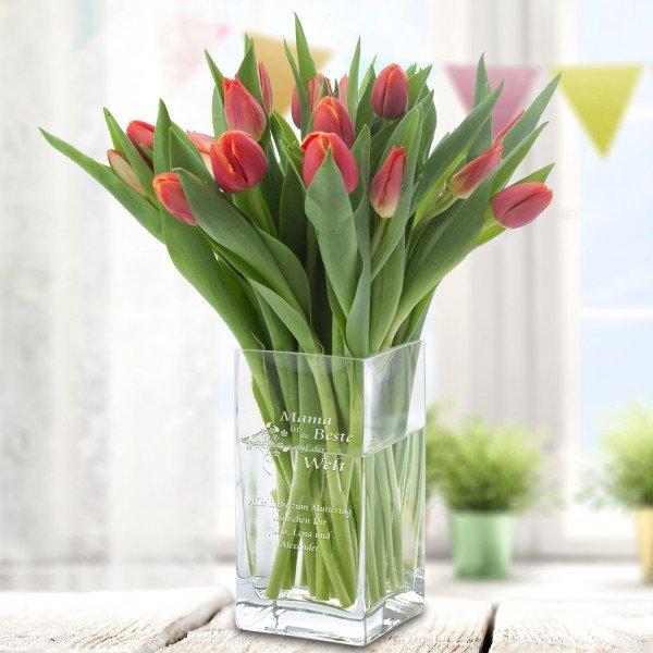 Vase - Muttertag